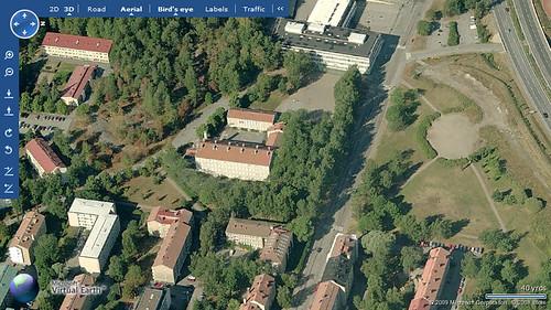 My first school (Myllykallion ala-aste, years 1-6)