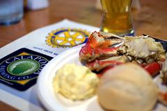 Calapooia Brewing Crabfest 2009