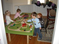 train playdate Feb 2 09