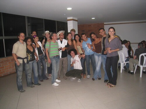 Couchsurfing's Medellin Group