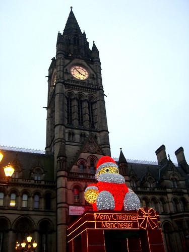 Merry Manchester Ayuntamiento