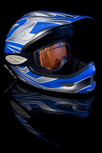 Smith PMT and Sixsixone helmet