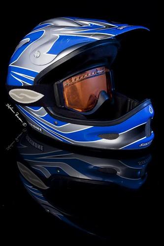 Smith PMT and Sixsixone helmet