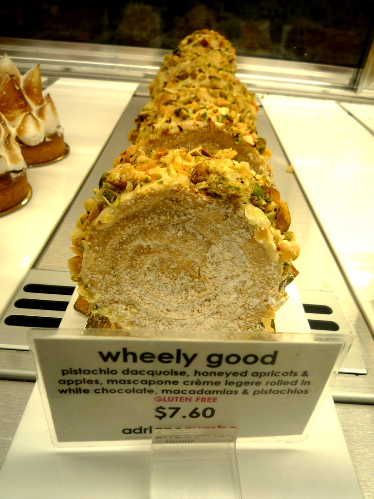 Adriano Zumbo wheely good