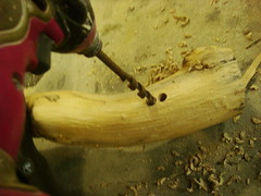 hammer making[みかんの槌作成]-01