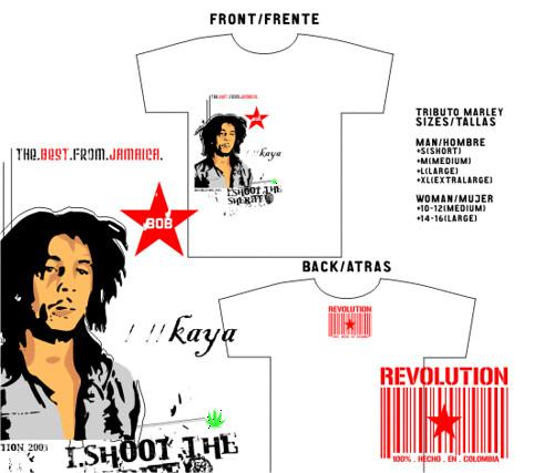 Colección 2003 - Tributo Marley