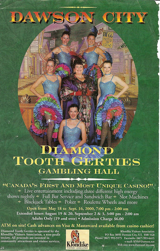 diamond tooth gerties