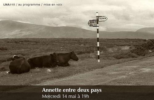 Annette lna48, photo de François Berton