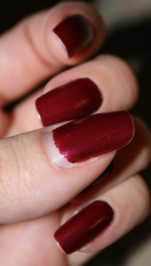 hur filar man naglarna