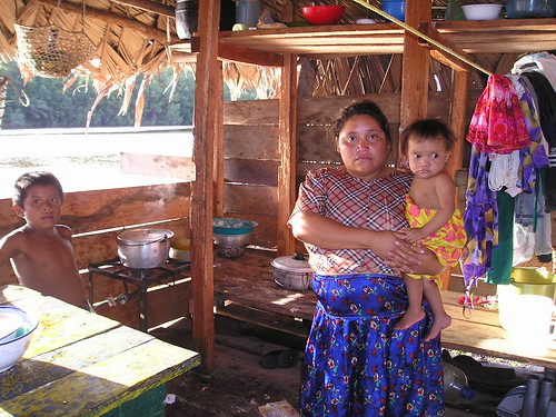 Orinoco Delta's Indios