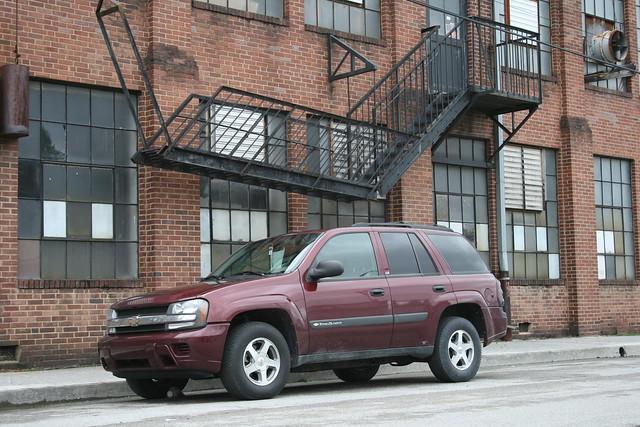 chevrolet 2004 car truck chevy trailblazer suv americanmade