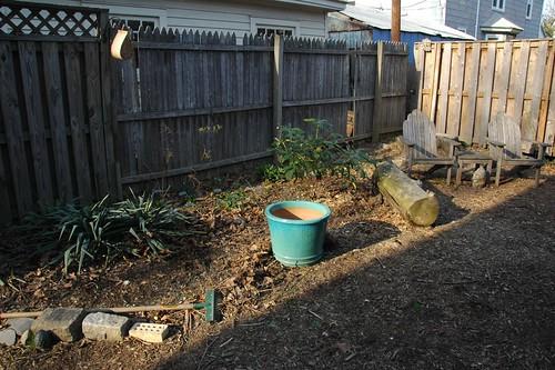 Gardener's corner