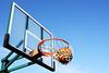 SWOOSH. (thisisbrianfisher) Tags: blue orange net basketball sport hoop ball point shoot basket board brian pass fisher rim score dunk swoosh bfish brianfisher