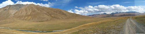 Long-lost photo - Near Naryn, Kyrgyzstan
