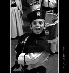 Cofrada de Ntra. Sra. de la Piedad (Arte y Fotografa) Tags: espaa spain nikon zaragoza piedad semanasanta d300 procesin martessanto semanasantaenzaragoza cofradadelapiedad semanasantadezaragoza nikond300 2009 cofradadentrasradelapiedad tomsvela semanasanta2008