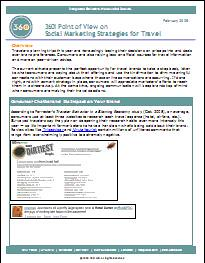 Click the image to view 360s POV on Social Marketing Strategies for Travel.