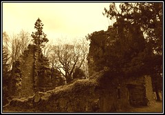 Scottish Highlands, Finlarig Castle 1
