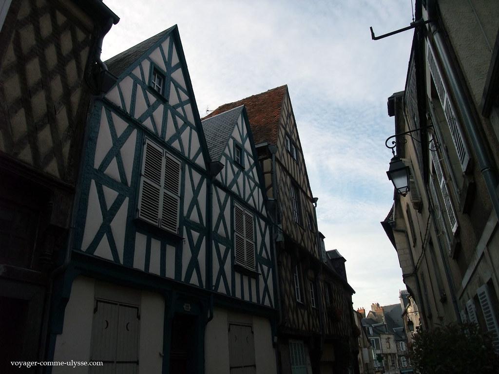 São casas como se viam na Idade Média