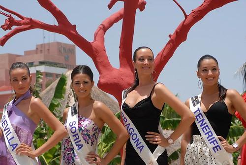 Miss Sevilla Soria Tarragona Cancún