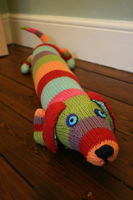 Ravelry Draughty Dog Pattern By Nancy Atkinson Sarah Jane Tavner