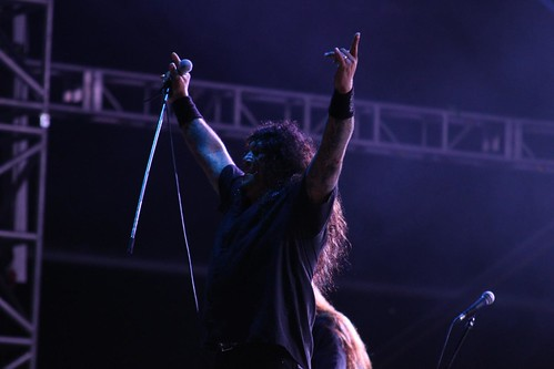 Testament @ Metal Camp 2009