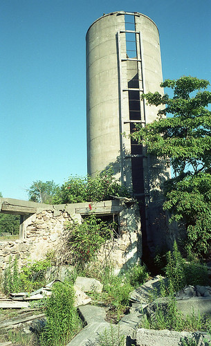 Old Silo Neg Scan