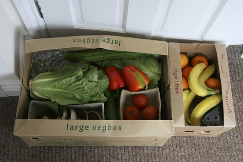 Riverford Organic Fruit and Veg Box