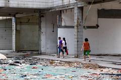 abandoned mall Chang'an China Donnguan city  Guandong street (dcmaster) Tags: china street city urban abandoned mall asia chinese demolition   stripped  urbex changan guandong   donnguan