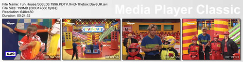 Fun House   Series 8 (1996) [PDTV (XviD)] preview 7
