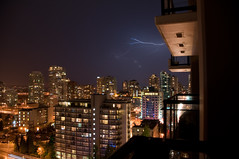 Vancouver Lightening