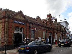 Picture of Upton Park Station