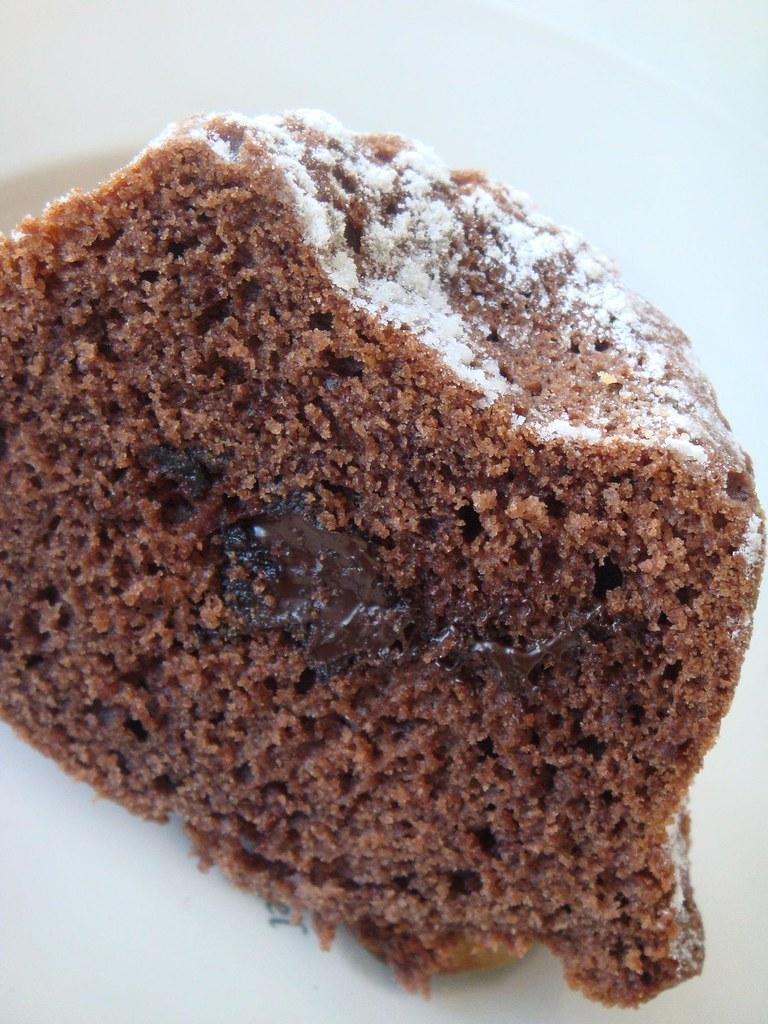 Çikolatalı,Vişneli Muffinler