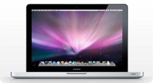 MacBook Alu
