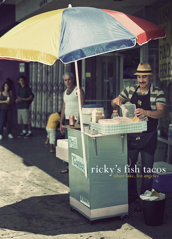 Ricky's Fish Tacos, Silver Lake