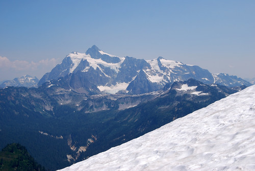 23 - Mt Shuksan Ptarmigan Snowfield
