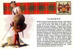 Cameron History