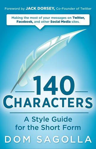 140 Characters [book jacket]