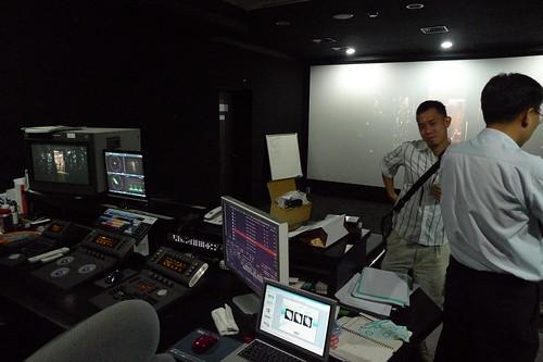 The Digital Intermediate Lab