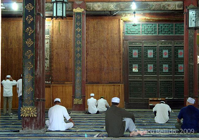 Gran Mezquita de Xi'an. © Paco Bellido, 2009