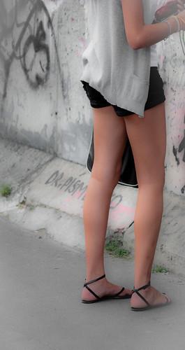 Teen Sexy Legs