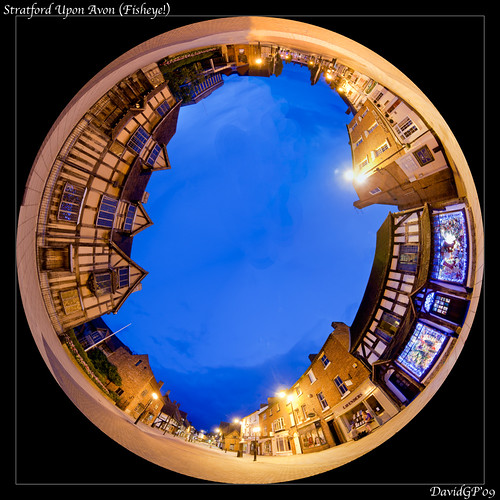 Stratford Upon Avon (Fisheye!)