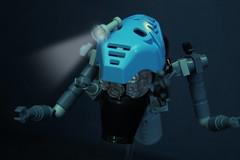 DM-9 divesuit (unhh) Tags: underwater lego diver apoc hardsuit subapoc bioniclemask