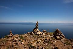 IMG_4530 (Pexi from Helsinki Rock City) Tags: lake island rocks kallio center russian shaman baikal jrvi saari olkhon kalliot