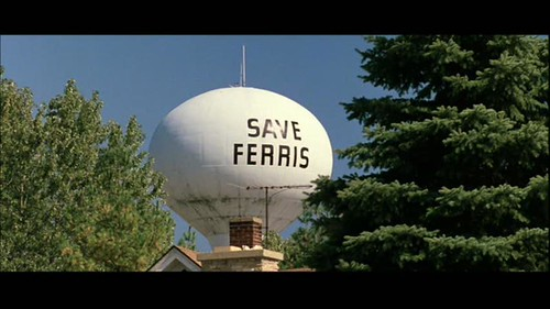 SAVE FERRIS - Water Tower