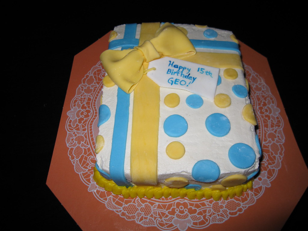 Simple birthday cake decorating ideas simple birthday for Simple cake decorating ideas for birthdays