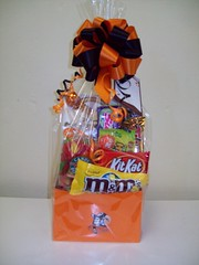 Coldwater (Candy Bouquet) Tags: school colors candy chocolate gift bouquet