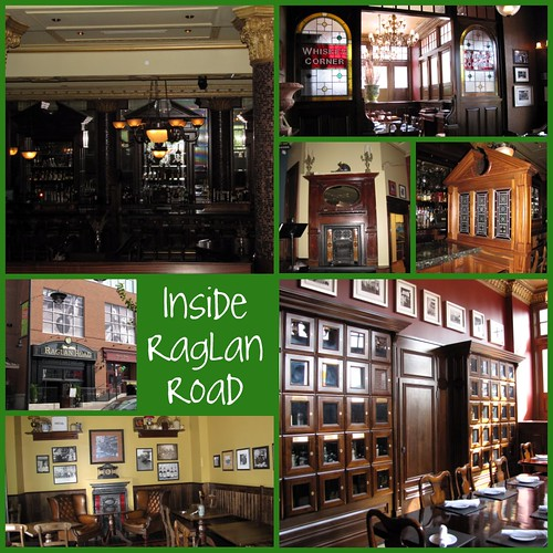 Raglan Road collage, Kansas City, Missouri
