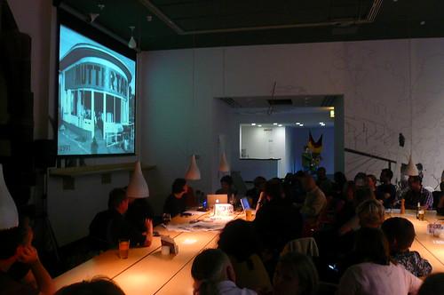 Vortrag Annette Gloser im Kunstverein 2009
