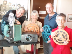 Forest Row Film Society committee