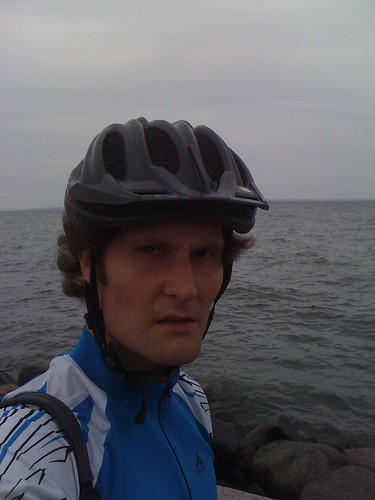 To sweden by bike